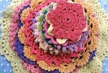 Knit and crochet / by Gabriela