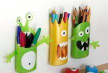Kids activities / by Mina Oskoui