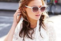 Sunny Side Up / The essential finishing touch for spring and summer - from a day in the city to a day at the beach, a fab pair of shades is a must-have. / by Westfield Style