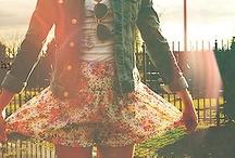 Fashion ♡ / by Makenzie Gregory
