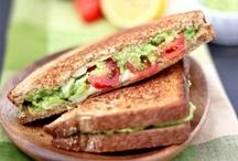 Sandwiches / by Natasha Harp