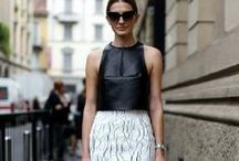 Black & White / A classic color combination  / by Westfield Style