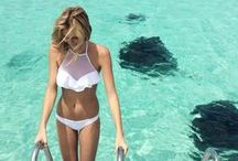 The Beach / Beach and vacation packing inspiration.  / by Westfield Style