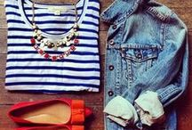 Style/Clothes / by Ally Kramer