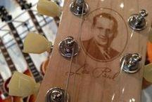 Les Paul Guitars / by Les Paul Foundation
