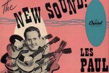 Les Paul Discography / by Les Paul Foundation