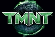 TMNT / by Michael Edmonds