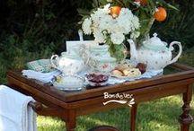 The art of tea / by Teresa Martin