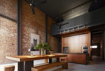 Minimalist Living / with a dash of industrial love.  :) / by designFORMARE INC