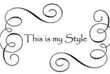 ♥♥♥♥My Style♥♥♥♥ / dreams~dreams~dreams~ / by Sheena Archer