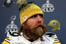 Best Sports Beards / Check out the all-time best sports beards and moustaches right here. / by CBC Sports