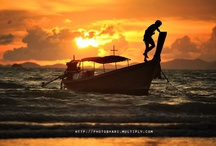 Thai Seascape Photography / by Thailand Fotobook