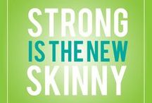 Strength = Beautiful / by Precor