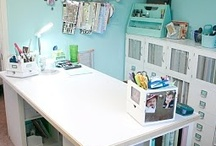 Crafting Spaces / by Kathy Shifflet