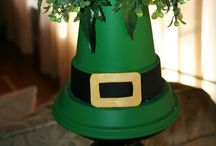 St. Patrick's Day / Celebrating the Irish and St Patrick's Day / by Sharon Frankland