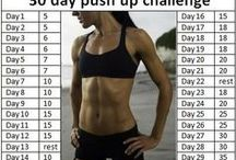 Fitness Inspiration Board / pictures that inspire me to get my ass off of the couch! / by Tracey Johnson