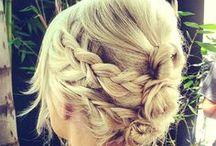 Hair: Styles and Colors / by Kristi Carpluk
