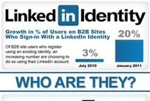 LinkedIn infographics / by Frankwatching