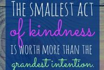 Random Acts of Kindness, Pay it Forward / Inspiration and idea's to pay it forward #RAK Random Acts of Kindness / by Sue Piazza
