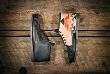Footwear / by Reinaldo Irizarry
