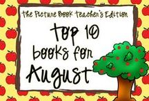 Sept - the start of school / by The Picture Book Teacher's Edition