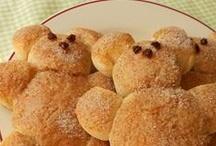 Baker's Man / Breads, Donuts & Rolls / by Allie Salazar
