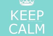 Keep Calm Loves / by Gail Sneddon