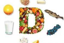 Health:: Vitamin D / by Theresa Grushkin
