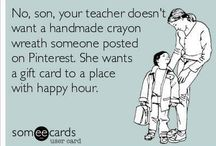 Familia:: Teacher Gifts / by Theresa Grushkin