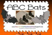 Batty for Bats / by The Picture Book Teacher's Edition