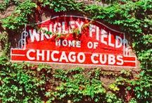 Home Sweet Home / Chicago and other areas of Illinois.  / by Stephanie C