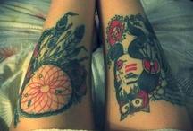 Ink ma whole body / by Karson Barrett