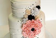 Cake Design / Beautiful art in cake form / by Tiffany Daughton
