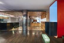 interior design : office / by Deanna Lee