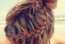 HAIR (tricks and tips) / by Clarissa Ford
