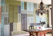 Reuse and Repurpose / Something old, something new... / by EasyWayApartments