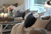Living Room / by Hailey Bean
