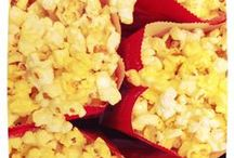 Movies Munchies / Sometimes you just have to get it all! What are your movie concession favorites? / by Cinemark Theatres