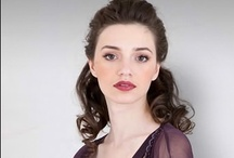 All Old Hollywood inspired Violet... and sometimes mauve / by WardrobeShop