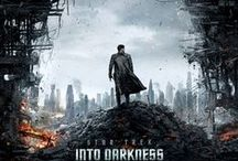 Star Trek / Star Trek: Into Darkness -- in theatres 5.17.13! / by Cinemark Theatres