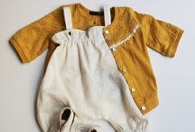 Kid stuff/Baby style / Children's/baby fashion. Featuring Red Creek Handmade and other small labels. / by Katie Beaton
