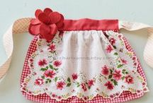 APRONS / by Janice Daniell