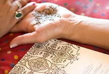 Engagement Party (Henna/Mehendi Themed)  / Beautiful and interactive idea for an engagement party / by Engagement Invites ♥