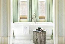 Bathrooms / by Paige Carmichael