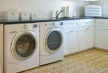 Laundry Rooms / by Paige Carmichael