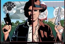 All Geekness Great and Small - Indiana Jones / by Kiddý Ámundadóttir