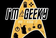 All Geekness Great and Small - Geek Mashup / by Kiddý Ámundadóttir