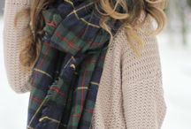 My Comfy Cold Clothes / by Paige Carmichael
