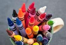 Crafty Crayon Makes / by Hobbycraft