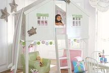 Moving On Up / Into a big girl room for little Miss B / by Josh Smith